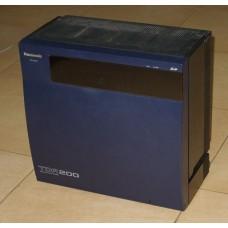Телефонна централа Panasonic KX-TDA200CE